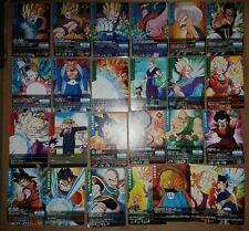Carte Dragon Ball Z DBZ Data Carddass Part 6 #Full Set 2005 MADE IN JAPAN