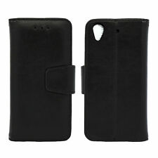 HTC Desire 626 / 626s Folio Leather Wallet Pouch Case Cover