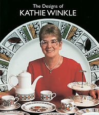'THE DESIGNS OF KATHIE WINKLE' BOOK - STAFFORDSHIRE COLLECTABLE POSTWAR POTTERY