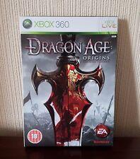 Dragon Age: Origins Collector's Edition (Microsoft Xbox 360, 2009) - VGC