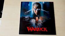 Jerry Goldsmith – Warlock lp