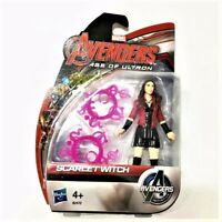 """Hasbro MARVEL AVENGERS SCARLET WITCH AGE OF ULTRON INITIATIVE 3.75"""" FIGURE Doll"""