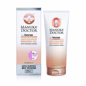 Manuka Doctor Anti-Cellulite Bronzing Gel With Purified Bee Venom & Manuka Honey