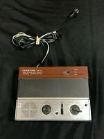 Radio Shack Duofone TAD-111C Dual Cassette Telephone Answering System Vintage