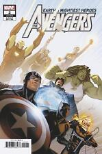 AVENGERS #2 MARQUEZ VARIANT 1:25 COVER B Bagged & Boarded NM