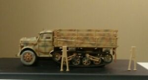 21st Century Toys Ultimate Soldier German Opel Maultier (Mule) Truck Sd.Kfz 3