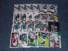 MIKE SIMS-WALKER 23 CARD LOT JACKSONVILLE JAGUARS