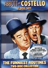 Abbott & Costello - Abbott and Costello: The Funniest Routines 2-Disc Set! [New