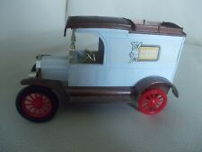 Ertl Miniature Danish Bakery Collector's Bank, Rare Design, Signed Undercarriage