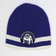 Official NRL Canterbury Bulldogs Acrylic Knit Retro Heritage Beanie