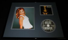 Britney Spears Framed 16x20 Greatest Hits My Prerogative Cd & Photo Display