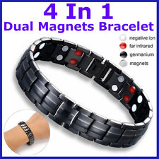Magnetic Health Bracelet Carpal Tunnel Arthritis Bio Chronic Therapy Pain Relief