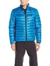 Spyder hombre Prymo Plumón con aislamiento chaqueta cobalto talla S