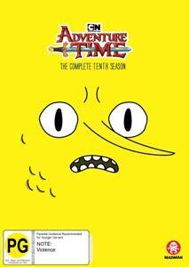 ADVENTURE TIME SEASON 10 (DVD) (NTSC) (ALL REGIONS)