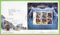 G.B. 2008 Christmas m/s on Royal Mail cachet First Day Cover, Tallents House