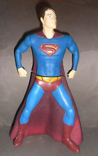 SUPERMAN Figure Shampo Bagnoschiuma Shower Profumo Usato DC Comics Superheroes