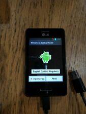 LG Optimus L3 II E430 - 4GB-Índigo Negro (Desbloqueado) Teléfono Inteligente