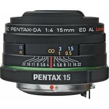 Pentax SMCP-DA 15mm F4.0 ED AL AF Lens, London