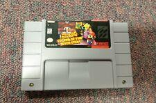 Super Mario RPG  Legend of the Seven Stars (Super Nintendo) SNES(100% Authentic)