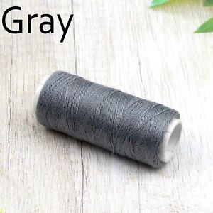 2 Spools Sewing Thread Polyester 30 Colors-150M each Spool