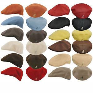 KANGOL 0287BC Authentic  Mens Classic Tropic 504 Ivy Flat Cap Hat S M L XL