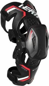 Leatt X-Frame MX Motocross Off-Road Dirt Bike Knee Brace CE / New - Open Box