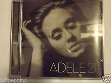 """ADELE """"ADELE 21"""" CD"""