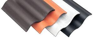 Faserzement Wellplatten Owonit Profil 5, 177/51 asbestfrei in 5 Farben