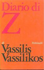 Vassilikos: Diario di Z  1972