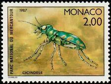 "MONACO N° 1569 ""FAUNE, INSECTES, CICINDELE"" xxTTB"