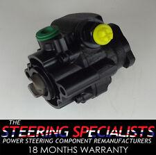 Rover 45 2.0 Turbo Diesel 00 to 2005 Genuine Remanufactured Power Steering Pump