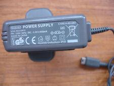 ORIGINALE Nintendo marca Caricabatterie per Nintendo DS Lite USG-002 (UKV)