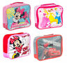 Official Disney Insulated School Lunch Bag Novelty Box Children Boys Girls Kids