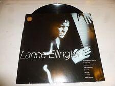 """LANCE ELLINGTON - Treat me right - 1990 UK 3-track 12"""" vinyl single"""