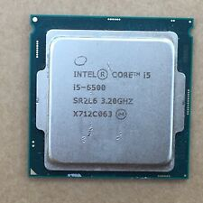 Intel Core i5-6500 - 3,2GHz Socket 1151 / H4 / Quad-Core Procesador SR2L6