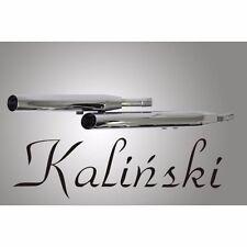 KALINSKI Exhaust Silencer Kawasaki Vulcan VN 800 A / B 1995-2005