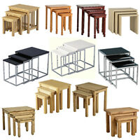 Nest Of Tables Ashmore Brunton Charisma Cambourne nest of 3 or 2 Tables Living
