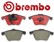 For Audi A4 A6 Quattro 2005-2011 NAO Ceramic Front Disc Brake Pad Set Brembo NEW