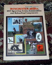 Winchester Sporting Arms and Ammunition,1977 and 1979 Catalogs,VG-,SB  wr