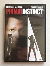 Primal Instinct (2002) DVD