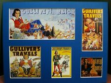 Vintage Movie Poster Display - Gulliver's Travels #2