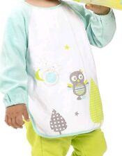Long-sleeved bib Badabulle