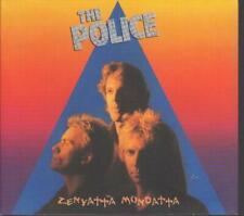 SACD The Police Zenyatta Mondatta DIGIPAK A&M