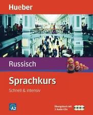 Sprachkurs Russisch von Susanne Rippien (2009, Set mit diversen Artikeln)