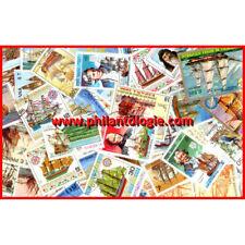 Vieux Gréements 50 timbres thématiques tous différents.
