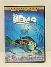 Finding Nemo (Blu-ray/DVD, 2012, 3-Disc Set) Brand New, Sealed