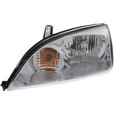 For Focus 05-07, CAPA Driver Side Headlight, Clear Lens