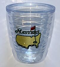 Masters golf Tervis drinking cup 12 oz. augusta national 2021 masters pga new
