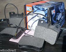 Citroen AX Front Brake Pads (ATE) Citroen 1985 - 1989 brakes