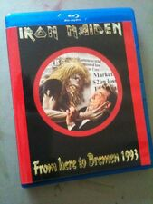 Iron Maiden Concert Blu Ray Bremen Germany A Real Live Tour 1993